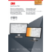"""3M 21.5"""" Widescreen Gold Privacy Filter"""