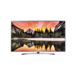 "LG 75UV341C 75"" 4K Ultra HD 400cd/m² Smart TV Black A+ 20W hospitality TV"
