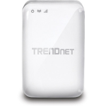 Trendnet TEW-817DTR Dual-band (2.4 GHz / 5 GHz) Fast Ethernet White
