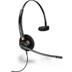 Plantronics Encore Pro HW510 Monaural Head-band Black headset