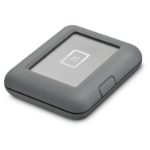 LaCie DJI Copilot Boss external hard drive 2000 GB Grey