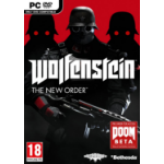 Bethesda Wolfenstein: The New Order Videospiel PC Standard Deutsch