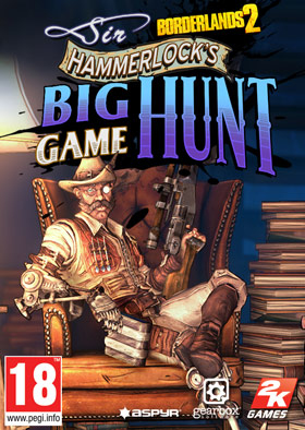 Nexway Borderlands 2: Sir Hammerlock's Big Game Hunt - DLC (Mac) Video game downloadable content (DLC) Español