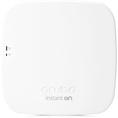 Hewlett Packard Enterprise Aruba Instant On AP12 (RW) WLAN access point 1600 Mbit/s Power over Ethernet (PoE) White