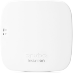 Hewlett Packard Enterprise Aruba Instant On AP12 (RW) WLAN access point 1600 Mbit/s Power over Ethernet (PoE) White