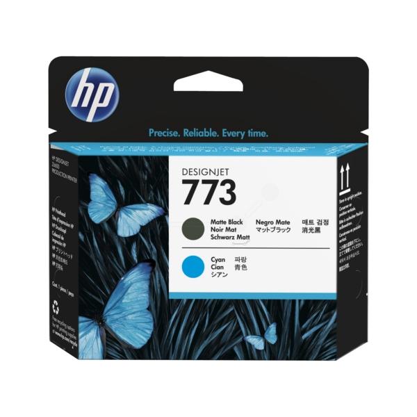 HP C1Q20A (773) Printhead black matt