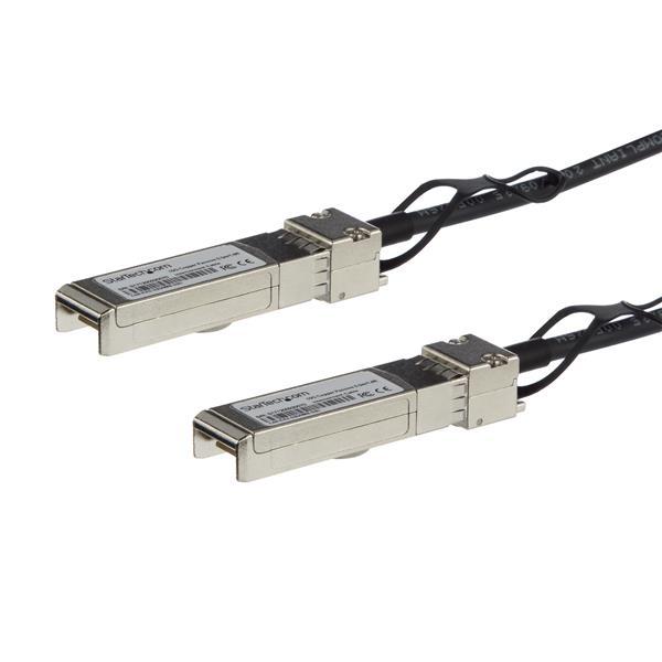 StarTech.com Cable de 0,5m SFP+ Direct-Attach Twinax MSA - 10 GbE