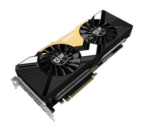 Palit NE6208TS20LC-150A graphics card GeForce RTX 2080 Ti 11 GB GDDR6
