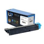 Click, Save & Print Remanufactured Kyocera TK590C High Yield Cyan Toner Cartridge