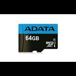 ADATA Premier 64GB MicroSDXC UHS-I Class 10 memory card