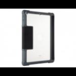 STM Dux Folio Black,Transparent