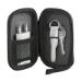 SBS TETRAVORGSK accesorio para dispositivo de mano Funda Negro