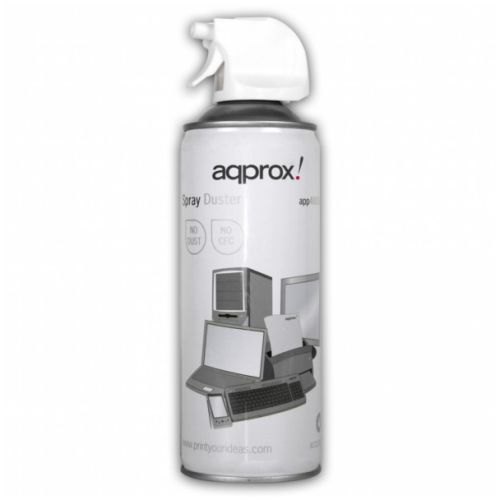 APPROX Spray Duster, 400ml, 100% Ozone Friendly