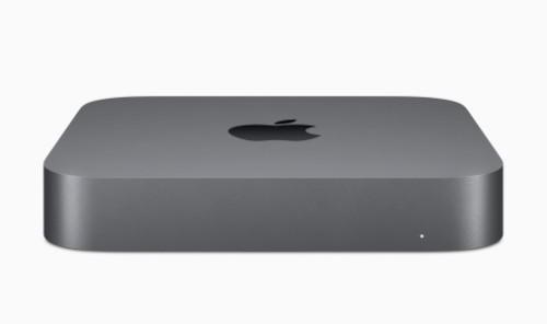 Apple Mac mini 8th gen Intel® Core™ i3 8 GB DDR4-SDRAM 256 GB SSD Gray Mini PC