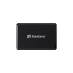 Transcend TS-RDF9K2 card reader Black Micro-USB