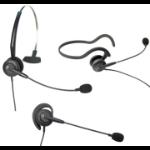 VXi Tria G Monaural Ear-hook,Head-band,Neck-band Black headset