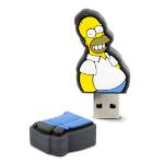Integral INFD4GBHOMER 4GB USB 2.0 Type-A Multicolour USB flash drive