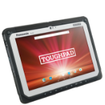 Panasonic Toughpad FZ-A2 32GB Black,Silver tablet
