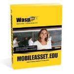 Wasp MobileAsset.EDU Professional bar coding software
