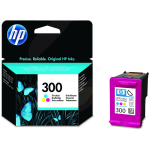 HP CC643EE (300) Printhead color, 165 pages, 4ml