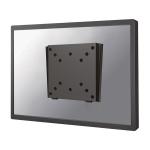 "Newstar TV/Monitor Ultrathin Wall Mount (fixed) for 10""-30"" Screen - Black"