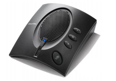 ClearOne CHAT 60-U Universal USB 2.0 Black speakerphone