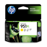 HP CN048AE (951XL) Ink cartridge yellow, 1.5K pages, 17ml