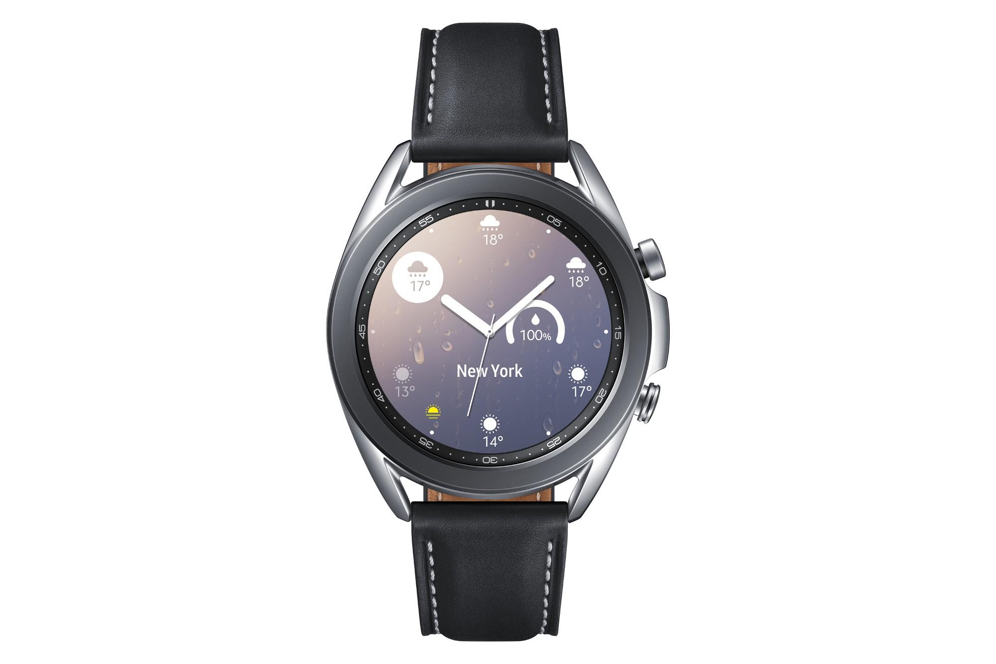 Samsung Galaxy Watch3 smartwatch SAMOLED 3.05 cm (1.2