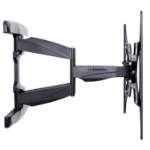 "V7 Heavy Duty Low Profile Articulating Wall Mount for Displays 32"" to 65"""