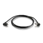 C2G 81706 USB cable 3 m 2.0 USB A Micro-USB B Black