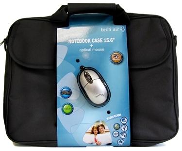 """Tech air TABX406R maletines para portátil 39,6 cm (15.6"""") Maletín Negro"""