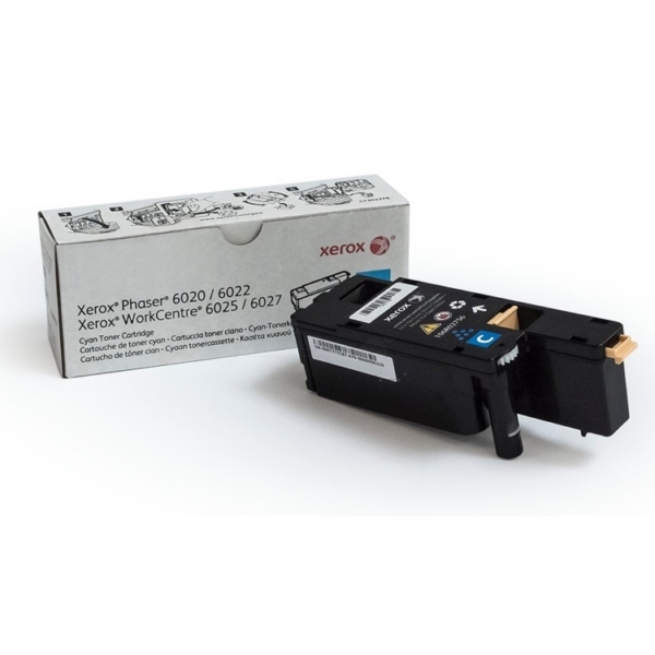 Xerox 106R02756 Toner cyan, 1000 pages