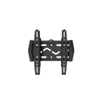 "Newstar LED-W120 40"" Black flat panel wall mount"