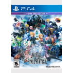 Square Enix World of Final Fantasy Day one ED, PS4 PlayStation 4 ENG
