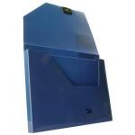 Snopake DocBox - Dark Blue, 25mm capacity