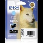 Epson Husky T0965 Tintenpatrone 1 Stück(e) Original Helle Cyan