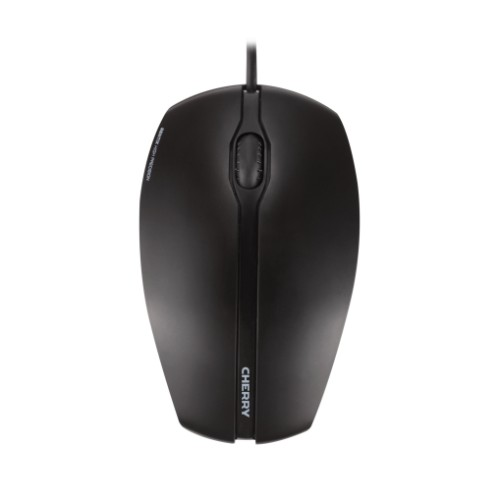 CHERRY Gentix USB Optical 1000DPI Ambidextrous Black mice