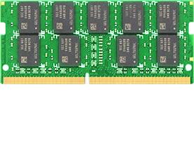 SYNOLOGY D4ECSO-2400-16G MEMORY MODULE 16 GB DDR4 2400 MHZ ECC