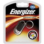 Energizer Nichia LED Keyring Torch Silver