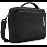 "Thule Subterra TSA-313B Black notebooktas 33 cm (13"") Aktetas Zwart"