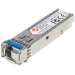Intellinet Gigabit Fibre WDM Bi-Directional SFP Optical Transceiver Module, 1000Base-Lx (LC) Single-Mode Port, 10km, WDM (Rx1550/Tx1310)
