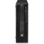 HP Z240 DDR4-SDRAM i7-7700 SFF 7th gen Intel® Core™ i7 8 GB 1000 GB HDD Windows 10 Pro PC Black