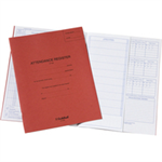 Guildhall L ATTENDANCE REGISTER RED