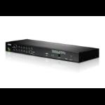 ATEN CS1716A-AT-E KVM switch Rack mounting Black