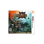 Nintendo Monster Hunter Generations 3DS Basic Nintendo 3DS English video game