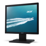 "Acer Essential 176L bd 17"" Black computer monitor"