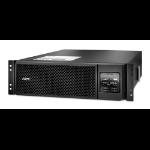 APC Smart-UPS On-Line Double-conversion (Online) 5000VA Rackmount Black uninterruptible power supply (UPS)