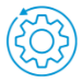 HP Servicio mejorado de 1 año de gestión proactiva - 1 dispositivo
