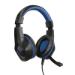Trust GXT 404B Rana Auriculares Diadema Conector de 3,5 mm Negro, Azul