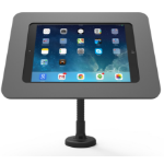 "Maclocks Rokku Flex 10.8"" Black tablet security enclosure"